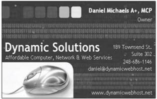 Dynamic Solutions
